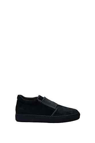 X2M233XG572K151 Armani Giorgio Sneakers Homme Chamois Bleu Bleu