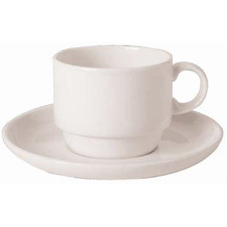 Avantage Maxadura empilage Capacité Cup: 250ml (8,75 oz). Quantité par boîte: 12.