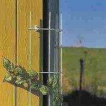 Fallrohrspalier 50100 grün für Fallrohr bis 150 cm Durchmesser