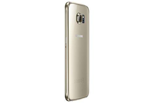 Samsung Galaxy S6 - Smartphone libre Android  pantalla 5 1   c  mara 16 Mp  32 GB  Quad-Core 2 1 GHz  3 GB RAM   dorado  importado de Italia