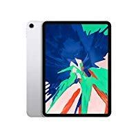Apple iPad Pro 3rd Generation (11-inch, Wi-FI Only 256GB) - Silver (Renewed)