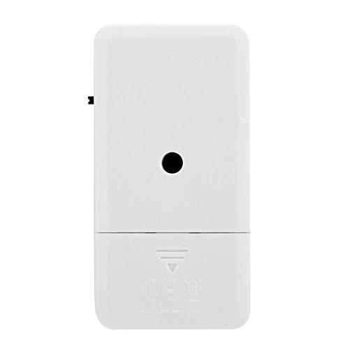 Kafuty Alarma de Ventana Puerta Sensor Magnético de Seguridad Sensor de Ultra...