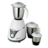 Cantae Spark Mixer Grinder 600 Watts Power Full Motor Three Beautiful Jars Over Load Protection Abs Body