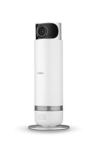 Bosch Smart Home 360° Innenkamera (kompatibel für Echo Show, Echo Spot und Fire TV – Variante Deutschland)
