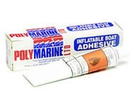 Polymarine PVC Inflatable Boat Adhesive 1 part 70ml tube Test