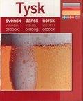 Tysk - svensk dansk norsk visuell ordbok (Globe Bild)