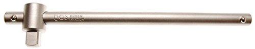 BGS 273 Poignée Coulissante, Argent, 1/2\