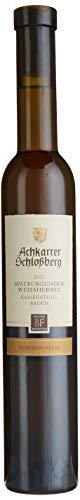 """Achkarrer Schlossberg Spätburgunder Weißherbst Beerenauslese - Edition""""Bestes Fass"""" (Süßwein/Dessertwein) (1 x 0.375 l)"""