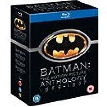 Batman: The Motion Picture Anthology 1989-1997 [Blu-ray] by Joel Schumacher