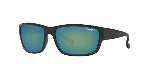 Ray-ban 0an4256 occhiali da sole, marrone (matte black), 62.0 uomo