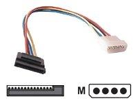 Dexlan Adaptateur d'alimentation pour disque dur Serial ATA