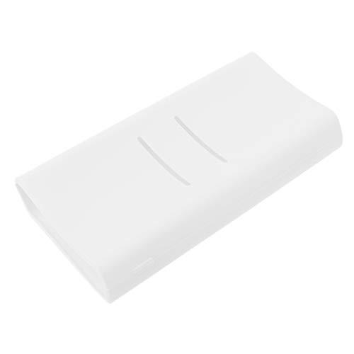 Pennyninis 1 Stück Anti-Rutsch-Silikon Schutzhülle Für Xiaomi Mi 2C 20000mAh Power Bank