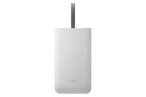 Samsung Fast Charge 5100 mAh battery Pack, Silve  available at amazon for Rs.6580