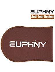 Euphny applicatore con autoabbronzante mitt - guanto autoabbronzante in microfibra con autoabbronzante guanto per autoabbronzante riutilizzabile per abbronzatura uniforme,crema autoabbronzante spray
