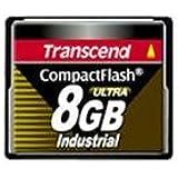 Transcend CFCard 8GB Industrial 100X