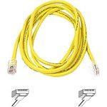 Belkin CAT6 Netzwerkkabel STP RJ45 5 m gelb abgeschirmt -