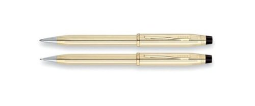 Best Saving for Cross Century II 10 Carat Gold Filled/Rolled Pen and Pencil Set Reviews