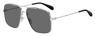 Givenchy Sonnenbrillen GV 7119/S Palladium/Grey Herrenbrillen