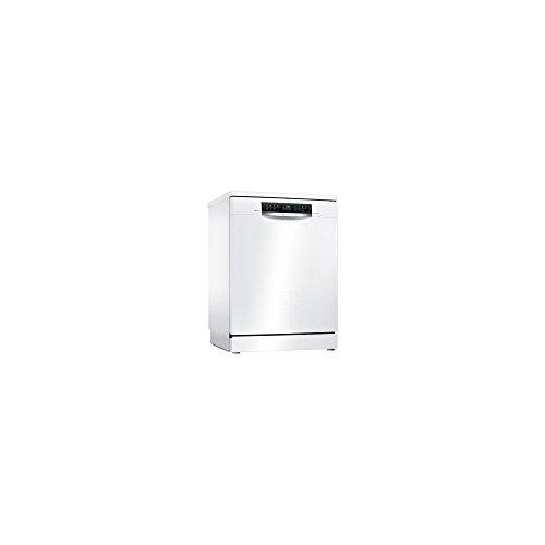 Bosch Serie 6 SMS68MW05E Autonome 14places A+++ lave-vaisselle - Lave-vaisselles (Autonome, Blanc, Taille maximum (60 cm), 1,75 m, 1,65 m, 1,9 m)