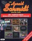 Mit Harald Schmidt durchs Jahr, 1 CD-ROM Die multimediale Bildschirmschoner-Datenbank. Für Windows 95/98/NT