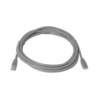 5.0m CAT5E UTP Patch Lead Grey