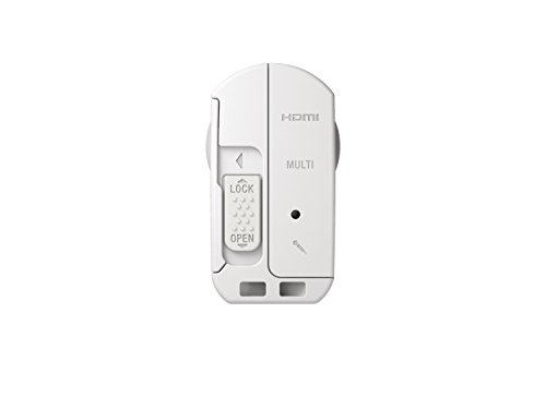 Sony FDR-X3000R 4K Action Cam mit BOSS (Exmor R CMOS Sensor, Carl Zeiss Tessar Optik, GPS, WiFi, NFC) mit RM-LVR3 Live View Remote Fernbedienung, weiß - 17