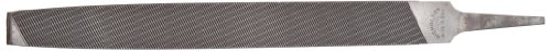 Nicholson Flat Hand File, American Pattern, Chip Breaking, Rectangular, Fine, 8 Length by Apex Tool Group -