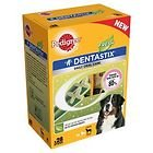 Pedigree DENTASTIX FRESH Large (4x28Stix=112) 25kg+ Dog from Pedigree