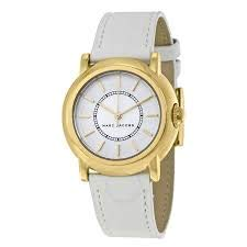 Orologio Marc Jacobs MJ1449 BIANCO Acciaio Donna
