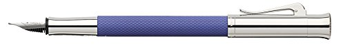 Faber-Castell Guilloche - Pluma estilográfica (marfil, plumín mediano)