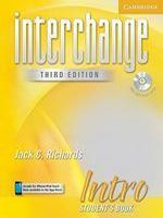 Intermediate Change Intonation Student`S Book & Audio(Sd) Pack
