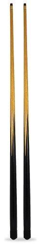 2 piccoli 3ft 36 pollici biliardo / snooker cue - ideale per spazi ristretti e giovani