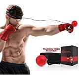 Champs Boxing Reflex Ball Kampfgeschwindigkeit mit exklusivem Trainingsvideo. Erlernen Sie grundlegende Kampfsportfähigkeiten, verlieren Sie Gewicht und verbessern Sie die Reaktionszeit