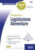 30/4 COMPENDIO DI LEGISLAZIONE ALIMENTARE