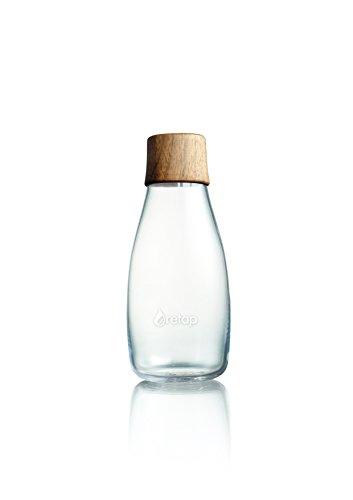 Retap Flasche 0,3l Holzdeckel