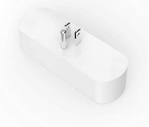 Jszmm Smart Plug Kompatibel mit Alexa Echo Etekcity Google-Startseite Alexa Smart Sockel WiFi Sockel Fernbedienung Smart Home One for Zwei Doppelstecker