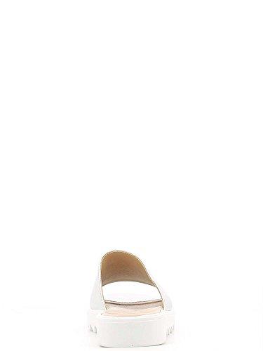 Zapatos De Gracia 01 F10l Scaled Platinum Woman