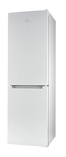 Indesit LR8 S1 W Autonome 339L A+ Blanc réfrigérateur-congélateur - Réfrigérateurs-congélateurs (339 L, N-T, 38 dB, 5 kg/24h, A+, Blanc)