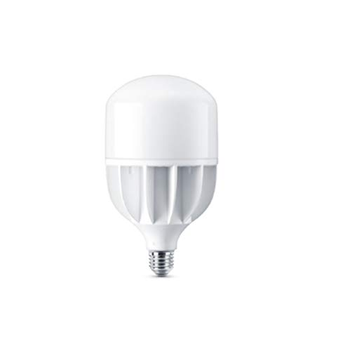 65w Glühbirne (SYS-KCD LED E40 Edison Spirallampe, LED-Lampenlampe, 65W LED-Glühbirnen, kaltweißes 6500K, Nicht einstellbares Licht [Energieniveau A +])