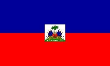 1000 Flags Haiti State Crest 3\'x2\' Flagge