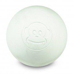 Preisvergleich Produktbild Lacrosse-Ball von Captain LAX ,  weiß