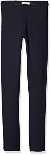 NAME IT Mädchen NKFDAVINA Sweat NOOS Leggings, Blau (Dark Sapphire), 146 Bio-capri-leggings