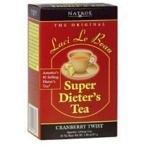 Laci Le Beau Super Dieter'S Tea Cranberry Twist - 30 Tea Bags by Laci LeBeau