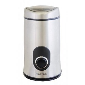 Lloytron E5602SS Stainless Steel Coffee/ Spice Grinder from Lloytron