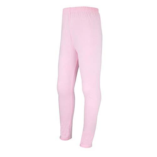 TupTam Mädchen Leggings Lange Leggins Blickdicht Baumwolle , Farbe: Rosa, Größe: 116