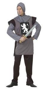 Desconocido Disfraz de caballero medieval para hombre