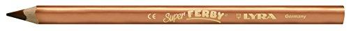 LYRA Super Ferby Kartonetui mit 12 Farbstiften, bronze (Trio Bronze)