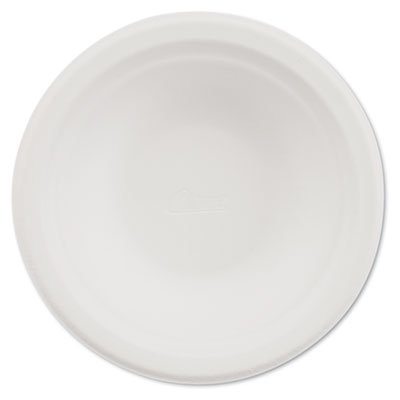 Chinet Classic Paper Bowl, 12 oz, White, 125/Pack by MOT4 Chinet Classic Paper Bowl