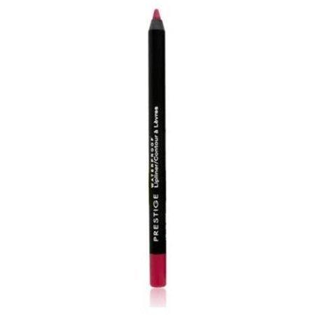 Prestige Crayon à lèvres waterproof - Définition de longue durée - Coloris Diva (Ensemble de 2)