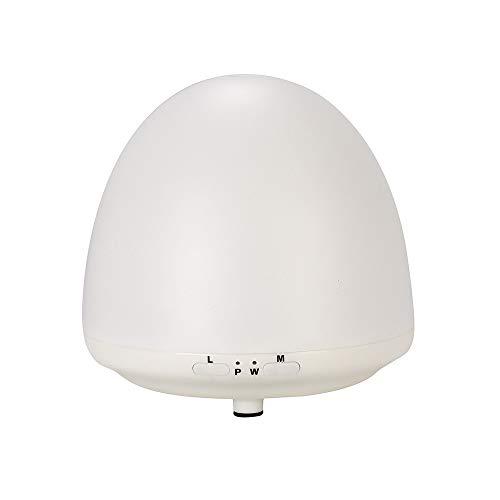 Wick Luftbefeuchter Baby,LED Diffusor Ätherisches Öl Ultraschall Luftbefeuchter Luftreiniger Holzmaserung Design,LED Humidifier,C,